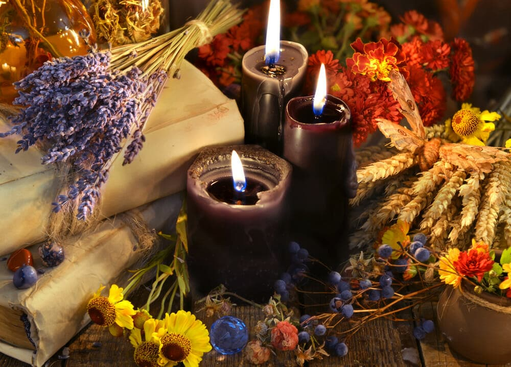 Spells to Heal Someone Spiritually
