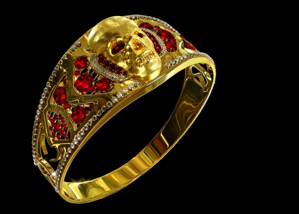 Wonder Ring for Protection from Evil and Satanism
